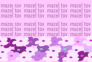 MAZEL TOV (2)