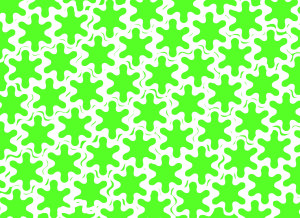 PIECES OF THE PUZZLE (green)