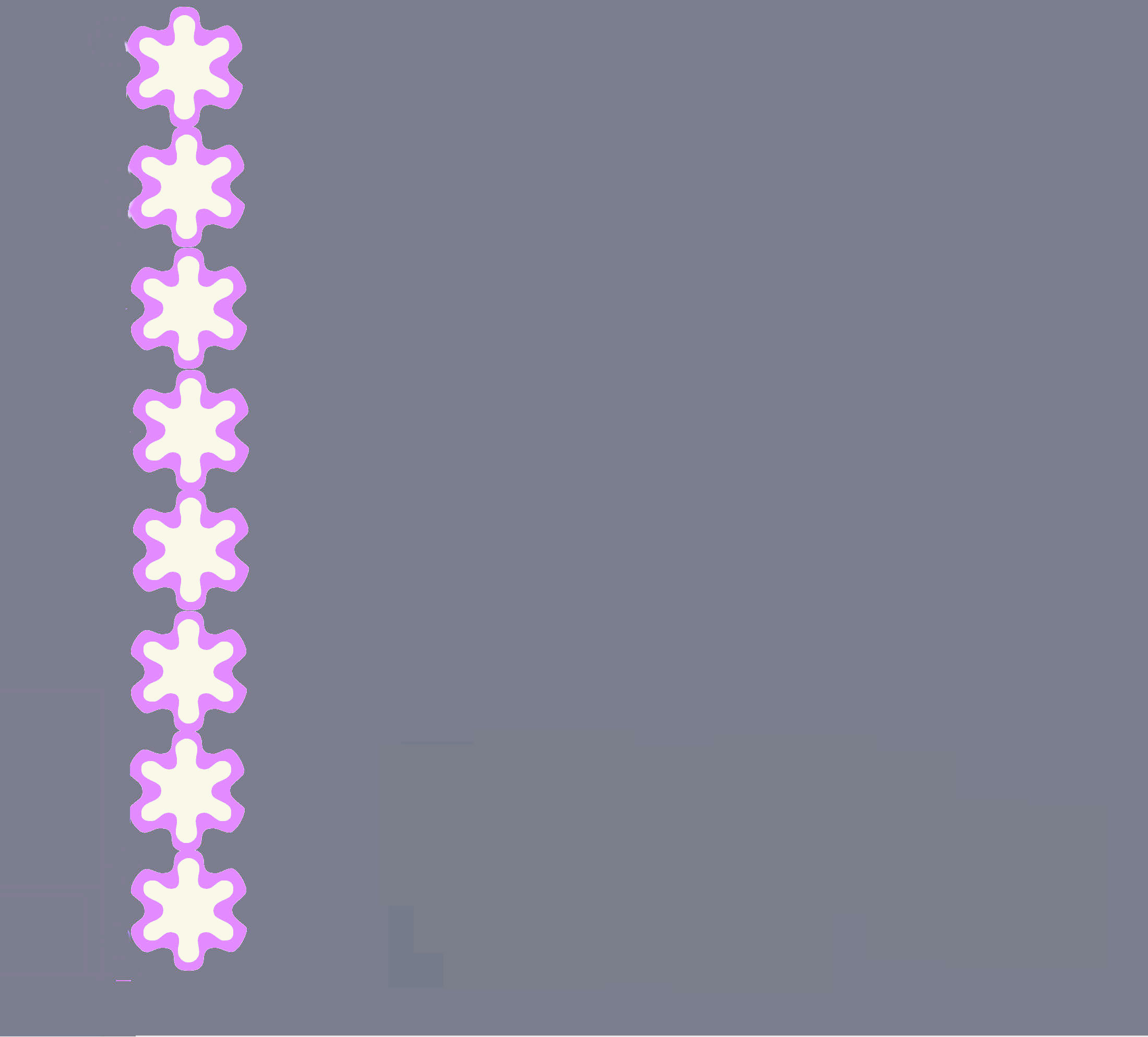 ROLL WITH IT (lilac)