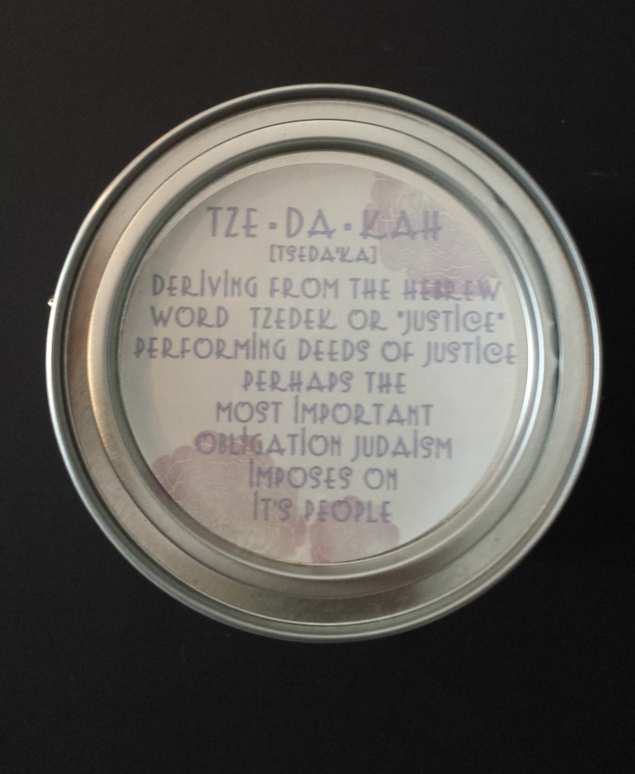 INVITATION CONTAINER (outer lid)