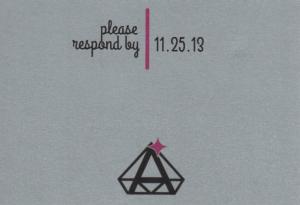 RSVP CARD (back)