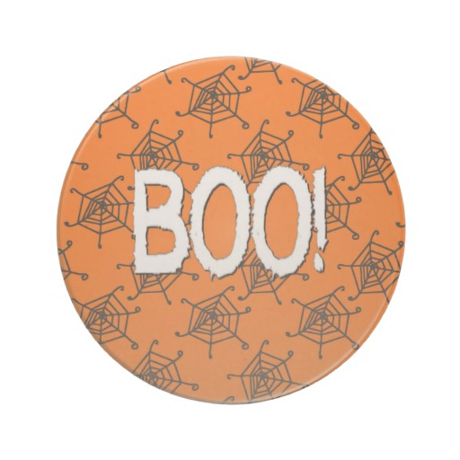 BOO! STICKER