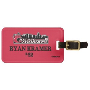 LUGGAGE TAGS (front)
