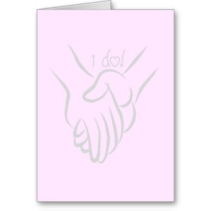 I DO! (pink)