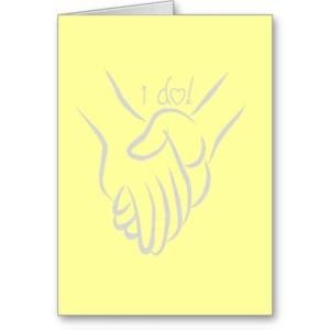 I DO! (yellow)