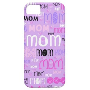 MOM PHONE CASES