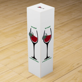 MERRY WINE WINE BOX