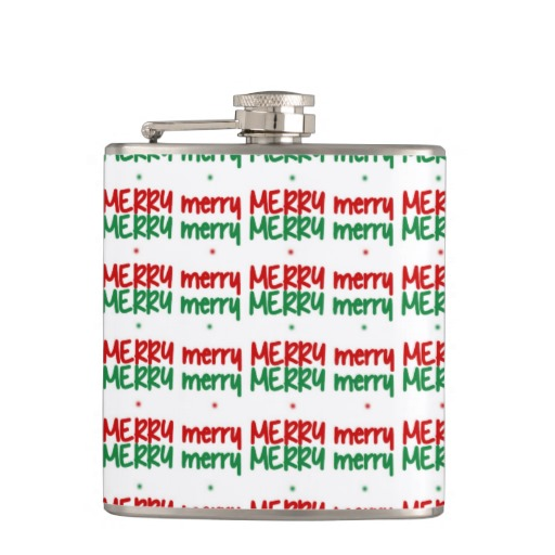 MERRY MERRY FLASK