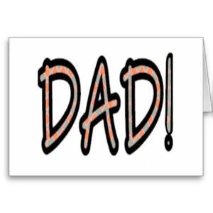 DAD (orange argyle)
