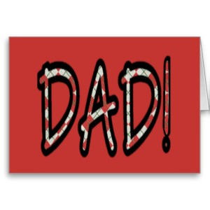 DAD (red argyle with red)