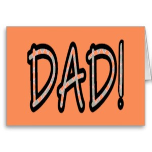 DAD (orange argyle with orange)