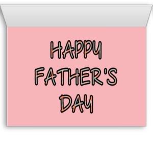 DAD INSIDE (orange argyle with pink)