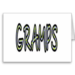 GRAMPS (green argyle)