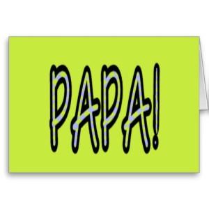 PAPA (green argyle with green)