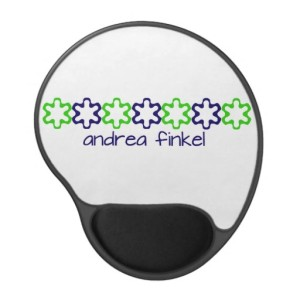 PERSONALIZED GEL MOUSE PAD