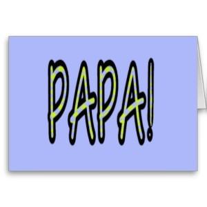 PAPA (green argyle with purple)